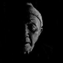 photography blackandwhite portrait sidelight people