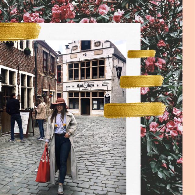 Wandering through cities