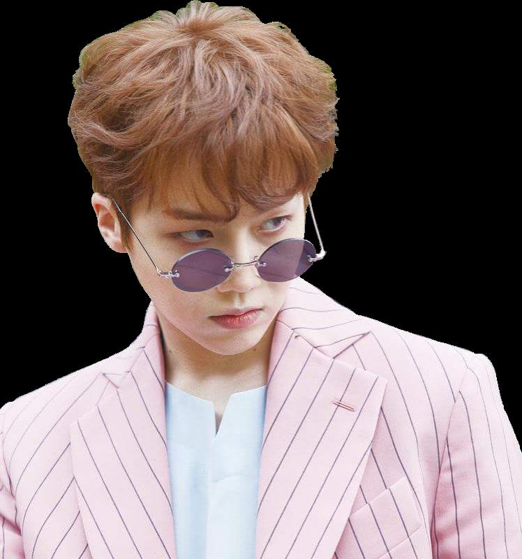 🌷• pentagon jinho jojinho pink cutie pentagonjinho •🌷