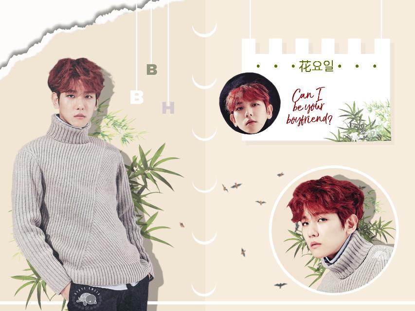 | 1/3 | Baekhyun for @mr_se 🌸 Hope you like it, lovee~   *It kind of looks empty :/  sticker cr listed later  #kpopedits #edits #kpopedit #edit #kpop #exoedit #exo #exobaekhyun #byunbaekhyun #baekhyun