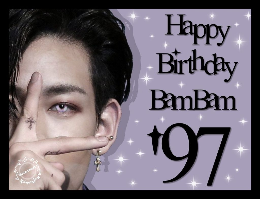 🎈💜HAPPY BIRTHDAY BAMBAM!💜🎈 Hope you have an amazing birthday, full of joy and happiness! And may all your wishes come true! love you!😊🤗😘💜💕💜💕💜💕💜💕💜💕💜💕  My landscape challenge has officially ended! Thank you to all of you who participated! I had so much fun making this challenge, it was my first challenge, and seeing all of the edits you guys made were awesome, everyone has so many creative and unique styles and i loved how you guys incorporated the landscapes! Awesome job everyone and I'll try to bring you guys more fun challenges! Thank you!😊👍👏💕💕💕💕  🎈 #got7 #got7bambam #bambam #bambamgot7 #igot7 #got7edit #got7edits #bambamedit #bambam_got7 #happybirthday #happybirthdaybambam #happybambamday #kpop #kpopedit #kpopedits #kpopaesthetic 🎈