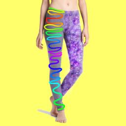 leggings freetoedit gradientbrush galaxybrush