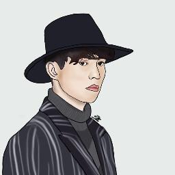 freetoedit leedongwook goblinkdrama drawing portrait