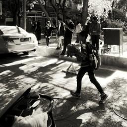 after street blackandwhite blackandwhitephotography phonephotography