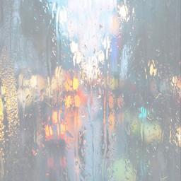 blurry water city freetoedit