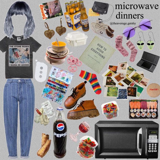 #freetoedit #microwave #dinner #dinners