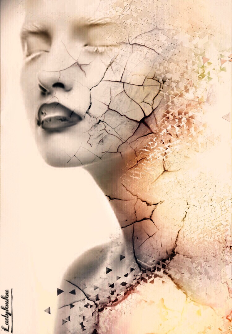 #freetoedit #interesting #madewithpicsart #womanportrait #editbyme Happy end of week my Dear Friends ,see you later ⭐️????✌?