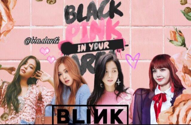 Blackpink Wallpaper Bp Blink Kpop Edit Rosé Jennie Lisa
