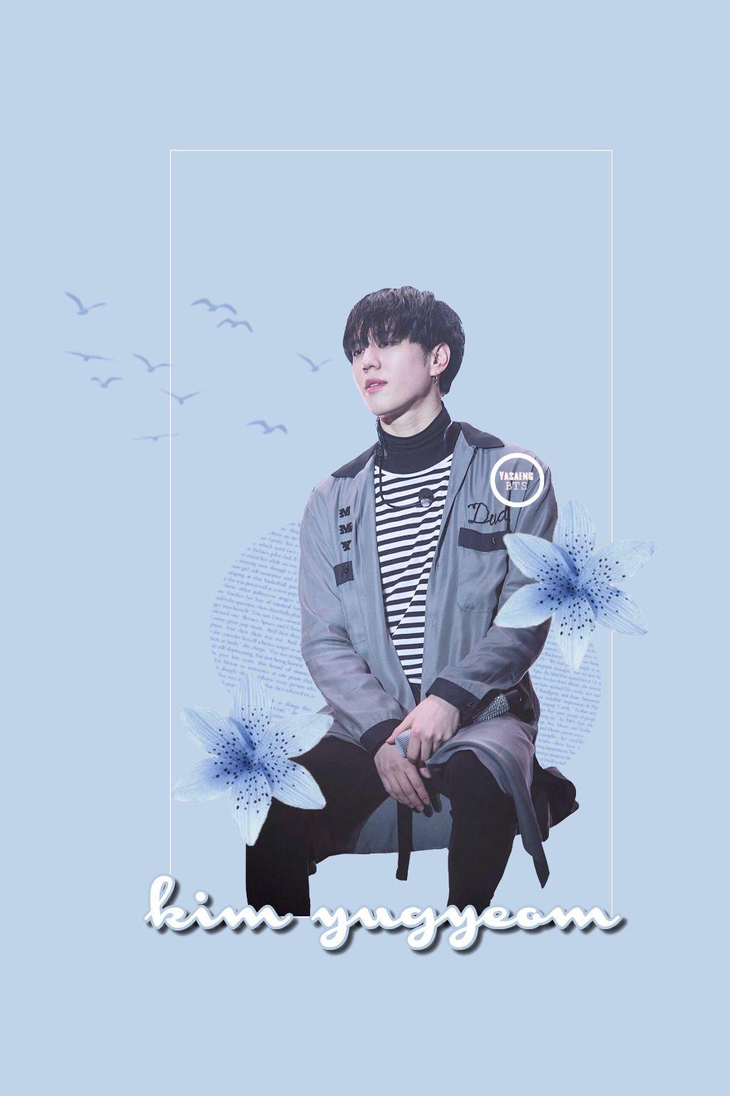 "≻ ""don't worry about tomorrow       today, i'll hard carry only for you""     ⌜✨⌟ request open     ⌜♚⌟ yugyeom sticker @/jin-hope ⌜♔⌟ writing sticker @/javierakinomoto ⌜♚⌟ bird sticker @/apenas_r ⌜♔⌟ blue flower sticker @/irmapiggelin                                                  ↜↨↝   #got7 #got7yugyeom #kimyugyeom #yugyeom #kpop #kpopedit"