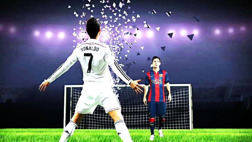 #freetoedit #football #Ronaldo #dispersion