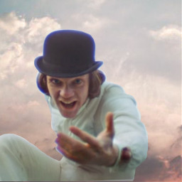 freetoedit alex clockworkorange hands