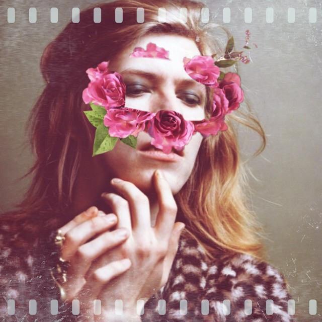 #freetoedit #davidbowie #edit #flowers #Bowie
