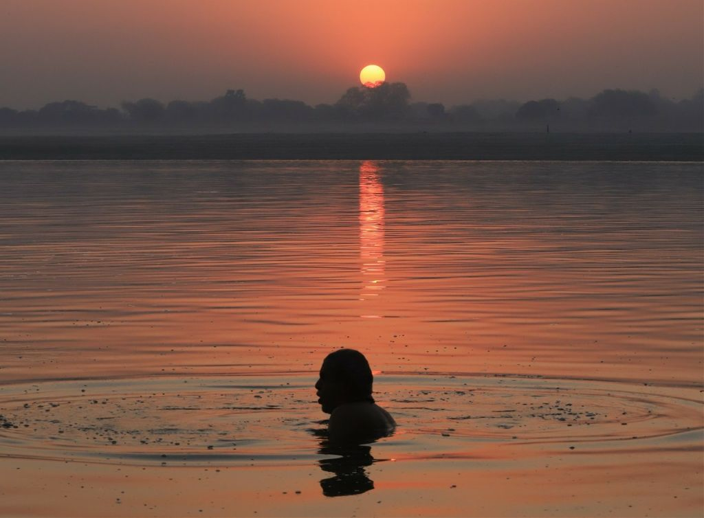 Ganges RIver, India. Taken in Varanasi.#india  #drive