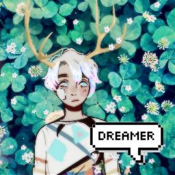 freetoedit cute dreamy boy bi