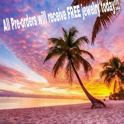 freejewelry oceanriches preorders freetoedit