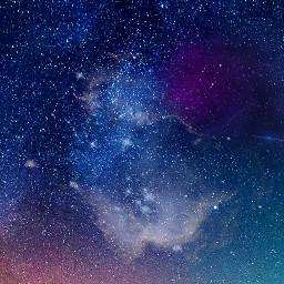 freetoedit space stars galaxy bacground