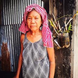 oldwoman people photography cambodia beautiful