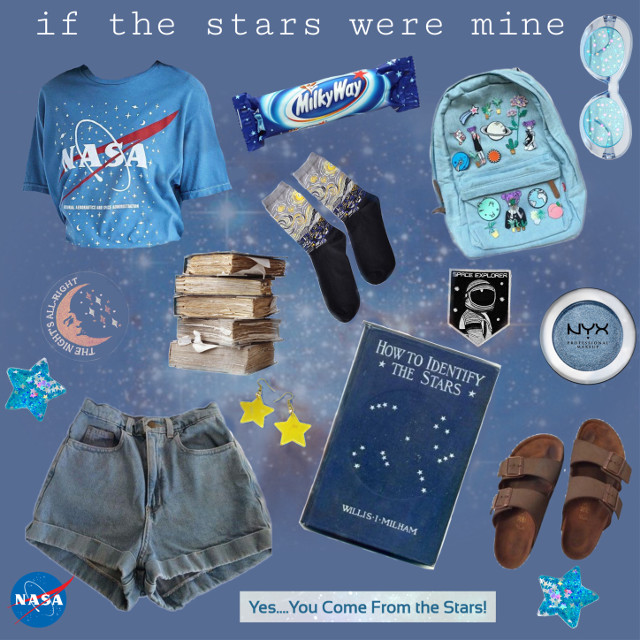 #freetoedit #blue #interesting #art #photography #sky #stars #aesthetic #moodboard #nasa #if #the #stars #were #mine
