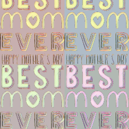 popart mothersday freetoedit mother muttertag fte