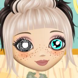 momio edit momioedit eyes blue