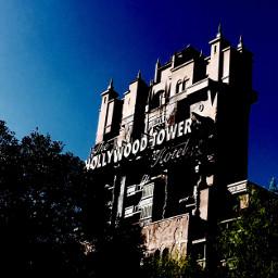 twilightzone towerofterror disney hollywoodstudios