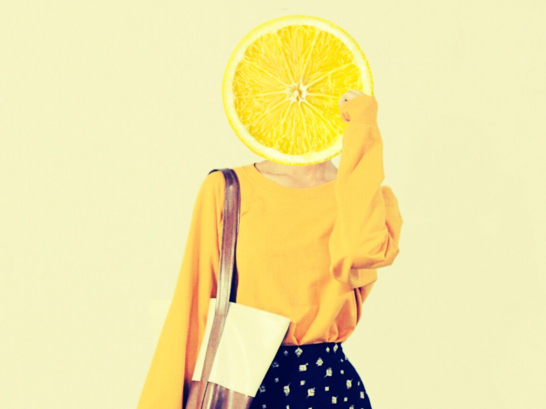 #freetoedit lemon people #lemon