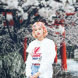 freetoedit kpop twice jeonyeon twicejeonyeon