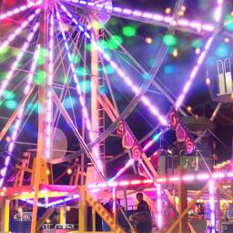 freetoedit ionehomecoming ferriswheel fair fun