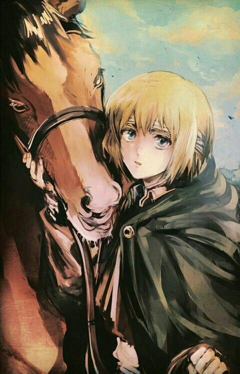 #AttackOnTitan #Armin #Arlert #Kawaii #Anime #AOT