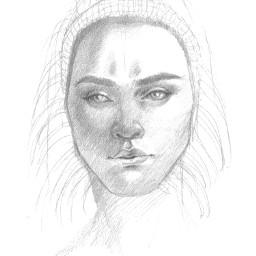emotions drawing pencilart