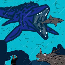 dcatthezoo atthezoo freetoedit dinosaurzoo jurassic