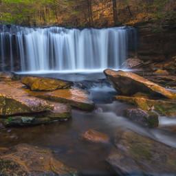 pennsylvania waterfall