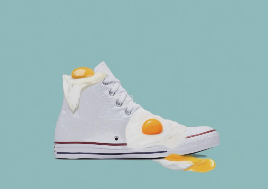 #freetoedit #eggs #shoe #yolk #stickers #distortioneffect #cartoonizereffect #picsart #remixed #remixit #remixme