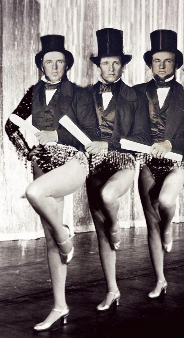 #cancangirls @businessmen #dancer
