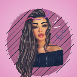 freetoedit outline outlinesart digitalart cuteeeee