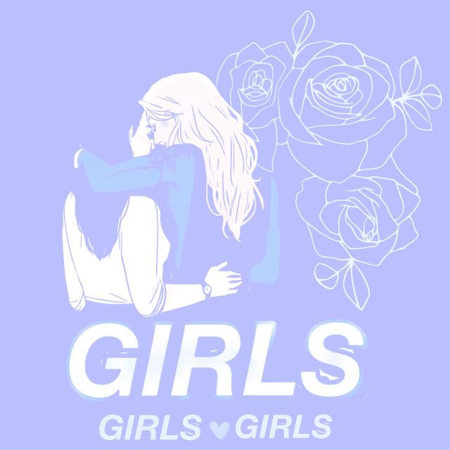 #freetoedit Girls girls girls💙💙💙 #periwinkle #girls