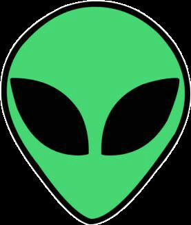 #Ovni #Alien #Marciano #Tumblr #Verde