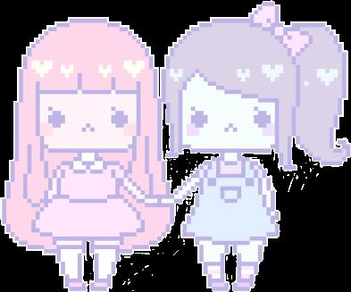 Kawaii Pixel Kawaiipixel Pixelart Girly Cute Tumblr Sti