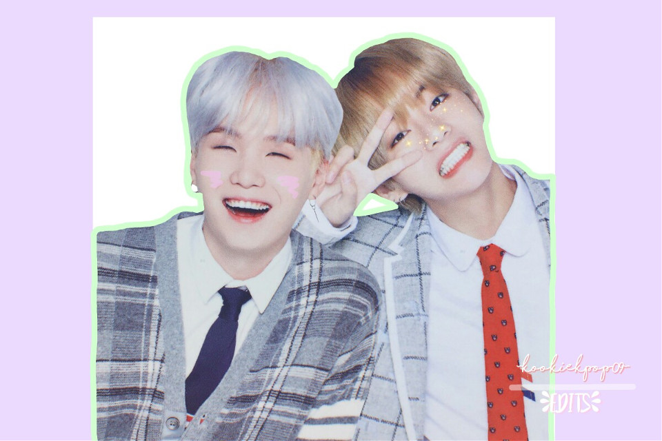 "~ Taegi Edit ~  Hi! 💙  I hope you like this edit Taegi😊💕 I thought the sticker was very cute and I decided to make the edit😁❣  This edit me and inspired by @jins-hope for their edits very tender and beautiful!  New watermark! 🤗💛 I like this more than the other (and I learned to do it through the video of jinskookie - the YouTube channel of the two girls- @pinkookie and  @jins-hope) 💝  They help me improve my edits and they are very good editors, they are my example to follow!💕  Want more edits from BTS couples or some other groups? 😋💕  [🌠] Did you see the Billboard's Music Awards?  [🎇] I do! God the performances of the different artists were great, and I am very happy for BTS since I won (Top social artist) and they were presented with ""Fake Love"" and that presentation was great 🙊✨ I am proud of where they are Currently 😭💕 Cry when they won and my family told me crazy for crying for BTS 😂❣ but I took a lot of love from them that I have these last 2 years 😳💟     •Español•  ~Taegi Edit~  Hola!💙  Espero les guste éste edit Taegi😊💕 me pareció muy tierno el sticker y decidí hacer el edit😁❣   Este edit me e inspirado de  @jins-hope por sus edits bien tiernos y hermosos💕   Nueva marca de agua!🤗💛 Me gusta más esta que la otra (y aprendí hacerla por el video de jinskookie -el canal de youtube de las dos chicas- @pinkookie y @jins-hope) 💝   Ellas me ayudan a mejorar mis edits y son muy buenas editoras,son mi ejemplo a seguir💕  Quieren mas edits de parejas de BTS o de algunos otros grupos?😋💕  [🌠] Vieron los Billboard's Music Awards?   [🎇] Yo si! Dios las prestaciones de los diferentes artistas estuvieron geniales,y estoy muy feliz por BTS ya que gano (Top social artist) y se presentaron con ""Fake Love"" y  fue genial esa presentación 🙊✨ Estoy orgullosa de donde están Actualmente 😭💕 Llore cuando ganaron y mi familia me decia loca por llorar por BTS 😂❣ pero les agarre mucho amor de que les tengo estos últimos 2 años 😳💕  #freetoedit #bts #kpop #pastel #edit #idol #taehyung #suga #min #minyoongi #yoongi #kim #kimtaehyung #taetae #taehyungie #byssuga #btsv #btsyoongi #btstaehyung #editbts #taehyungedit #yoongiedit #taegi #army"