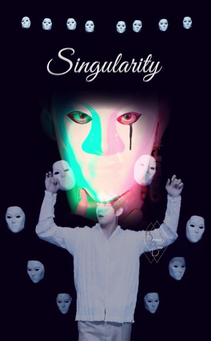 I Made A Wallpaper V Singularity Bts Taehyung Bangta