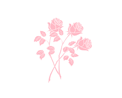 flower overlays for edits