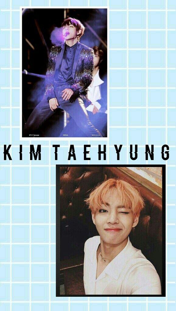 Wallpaper Kim Taehyung V Bts Kim Tae Hyung T