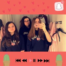 friends pink poland polishgirls freetoedit