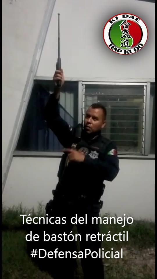 #FreeToEdit #police #bastonretractil