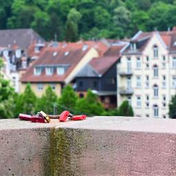 locks love heidelberg freetoedit
