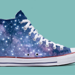 ircstylishsneaker stylishsneaker freetoedit galaxy shoe