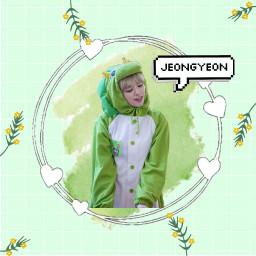 freetoedit kpop twice jeongyeon jeongyeonedit