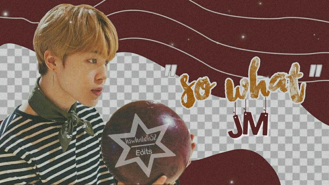 🌕;; Jimin edit    I love the song so what 💕💕 I can not stop listening to it and the lyrics are amazing 😍      #freetoedit #Jimin #Jiminie-ssi #Park🌹 #picsart #newedit #BTS💕 #JIMINEDIT #parkjimin