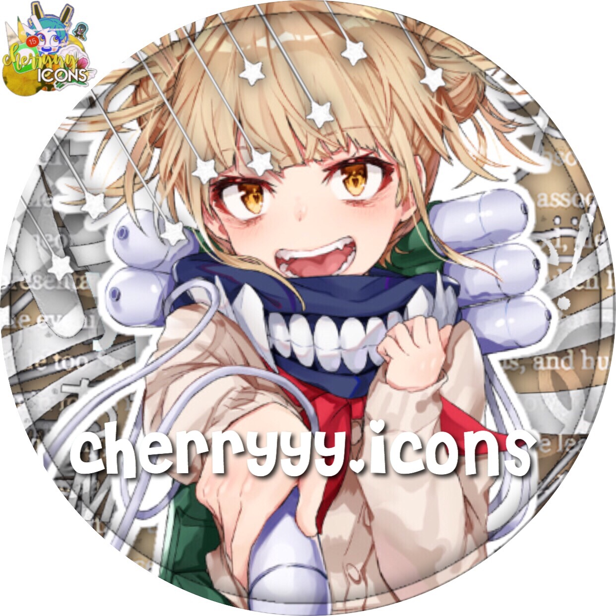 free to use himiko toga base!! dm for unwatermarked and...