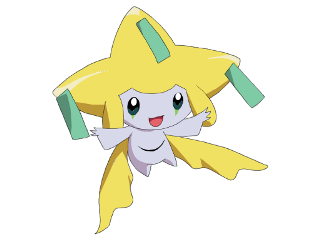 colorpaint draw jirachi pokemon freetoedit